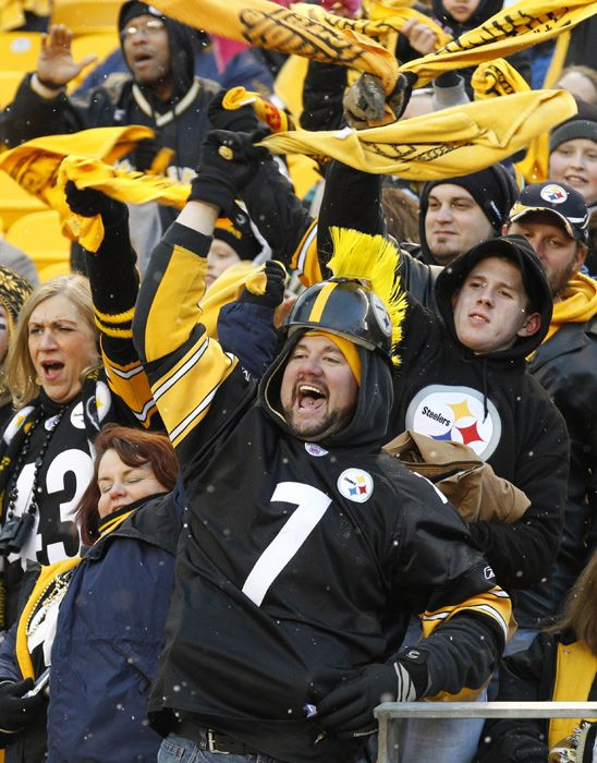 The Terrible Towel toting Pittsburgh Steelers fans are well traveled and  many away games seem like home games as the black and gold presence make  themselves ... 9cfed663c