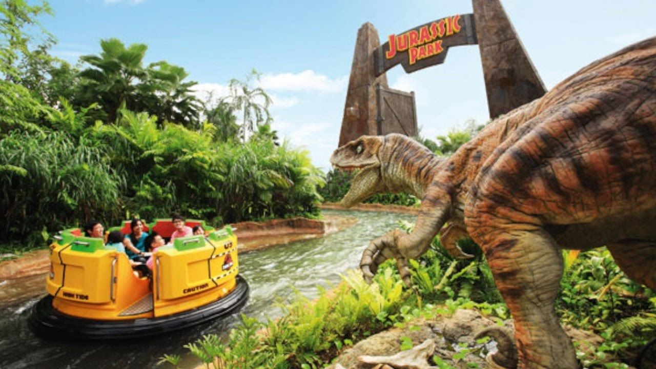 Top 10 Famous Theme Park Attractions Universal Studios Singapore Universal Studios Theme Park Singapore Resorts