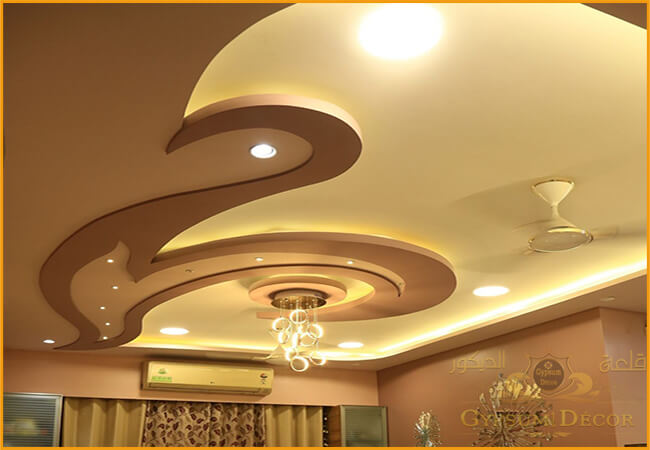 اشكال جبس بورد Ceiling Lights Modern Decor Modern Design