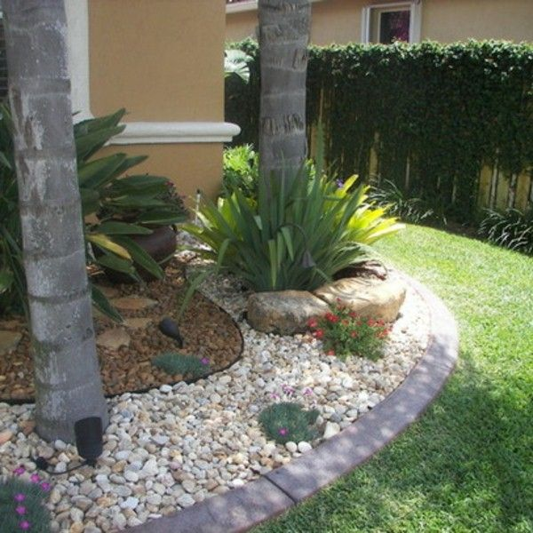 60 Beautiful Front Yard Rock Garden And Landscaping Ideas: Pin On Im Outdoorsey