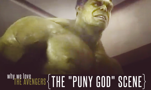 why we love the avengers