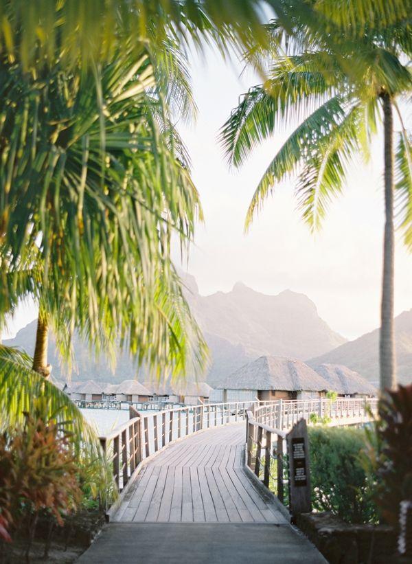 Four Seasons, Bora Bora.