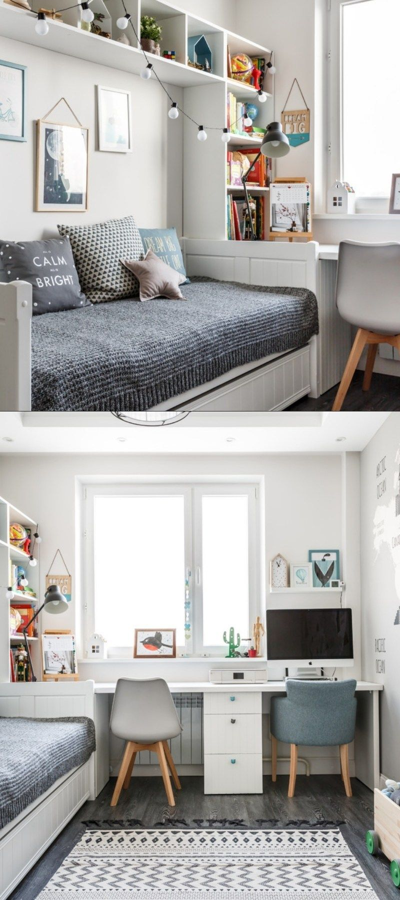 30 Fresh Study Room Design Ideas Study Room Organization