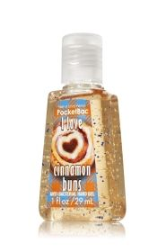 I Love Cinnamon Buns Pocketbac Hand Sanitizer Bath And Body Works