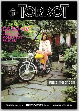 1975 - TORROT GS
