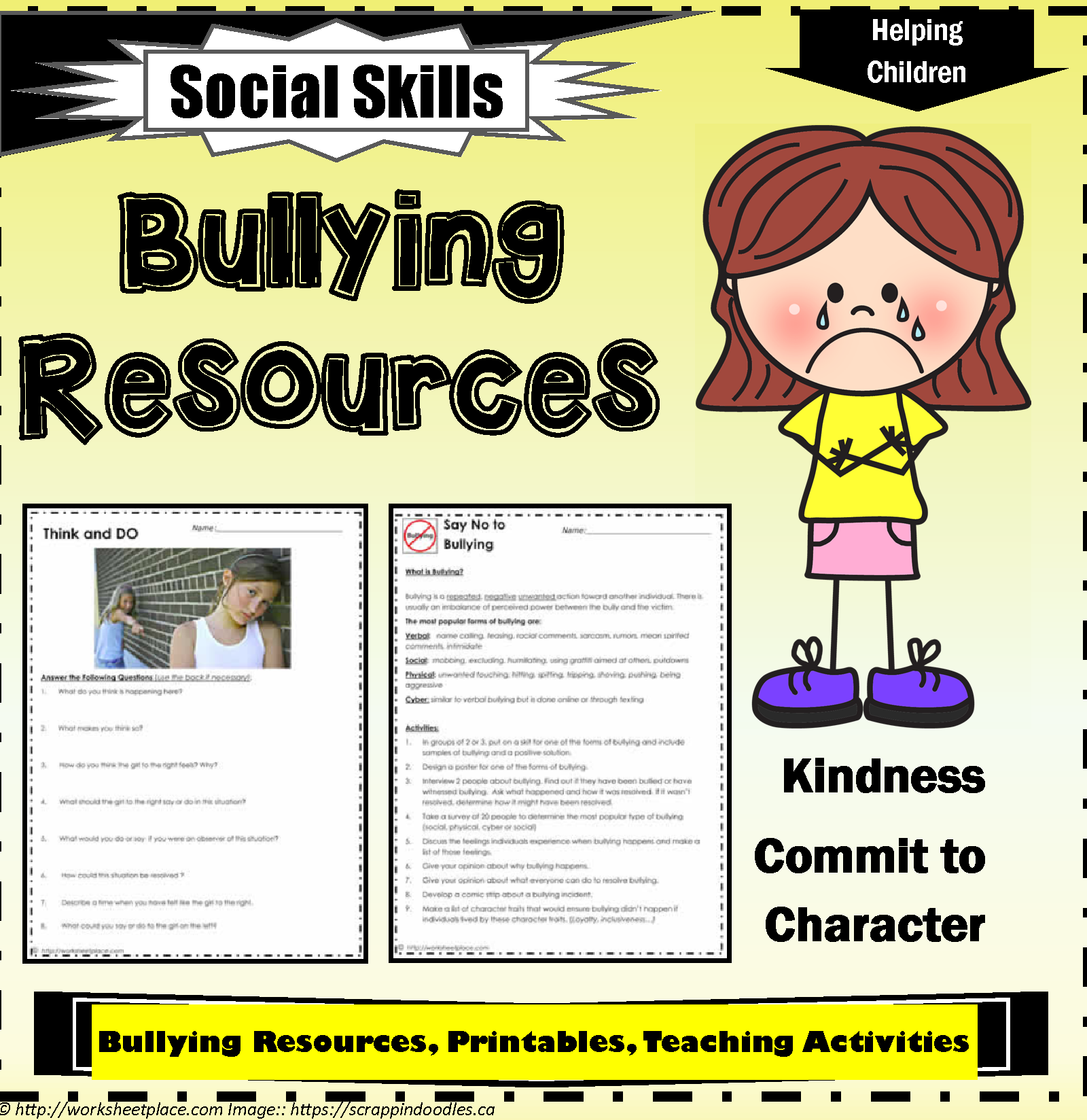 Take A Survey To See Which Type Of Bullying Occurs Most