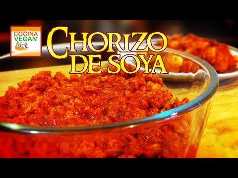 Chorizo de soya cocina vegan fcil youtube vegtariana 02 chorizo de soya cocina vegan fcil youtube forumfinder Image collections