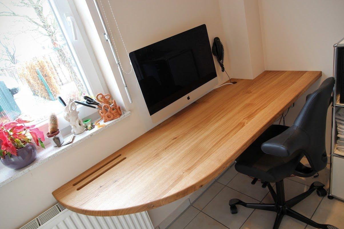 Schreibtischplatte massivholz  Tolle schreibtischplatte massivholz | Deutsche Deko | Pinterest ...