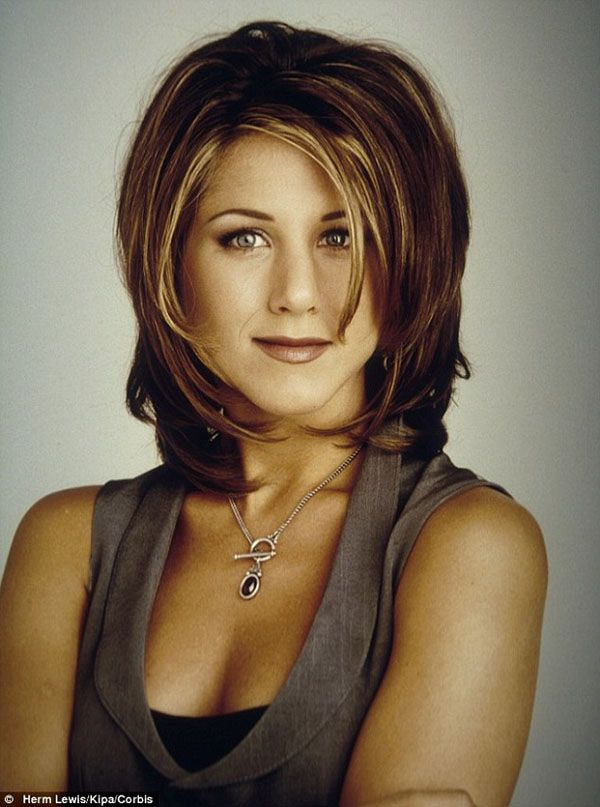 Jennifer Aniston Made The Rachel One Of The Most Iconic Hairstyles