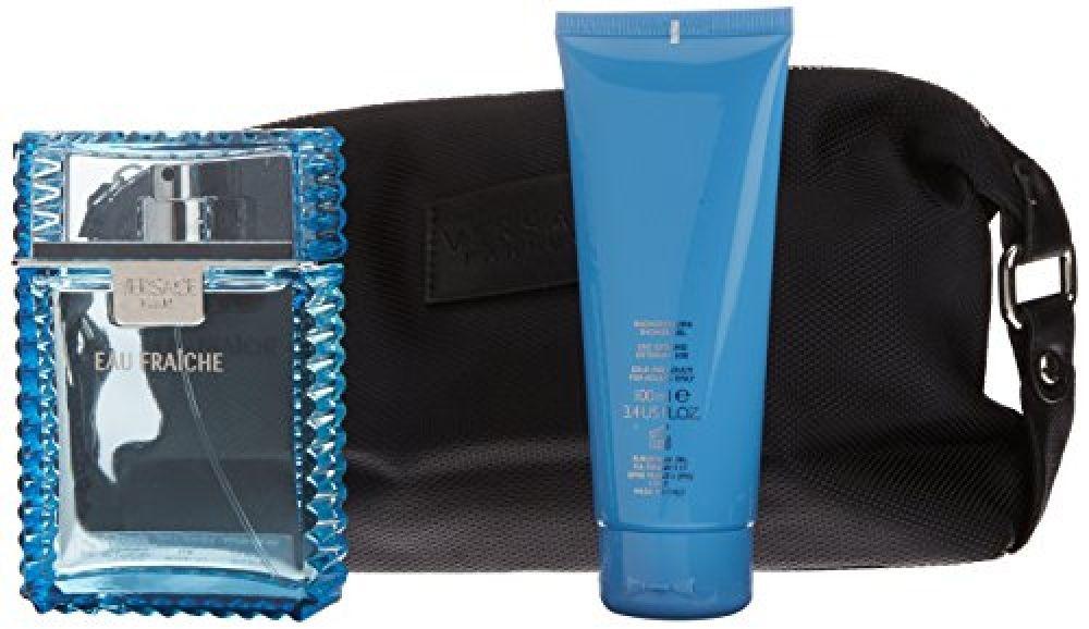 Gianni versace man eau fraiche mens 3 piece gift set 34