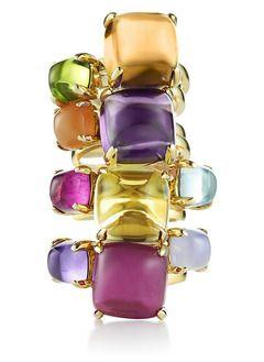 a44b664a0 Paloma Picasso's gems at Tiffany & Co. | My closet | Tiffany jewelry ...