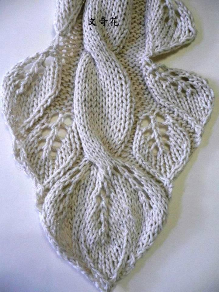 Bella bufanda ¡Beautiful scarf!   βελόνες   Pinterest   Bella ...