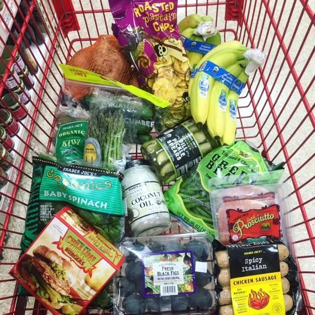 I love sharing my grocery hauls! Trader Joe's is probably