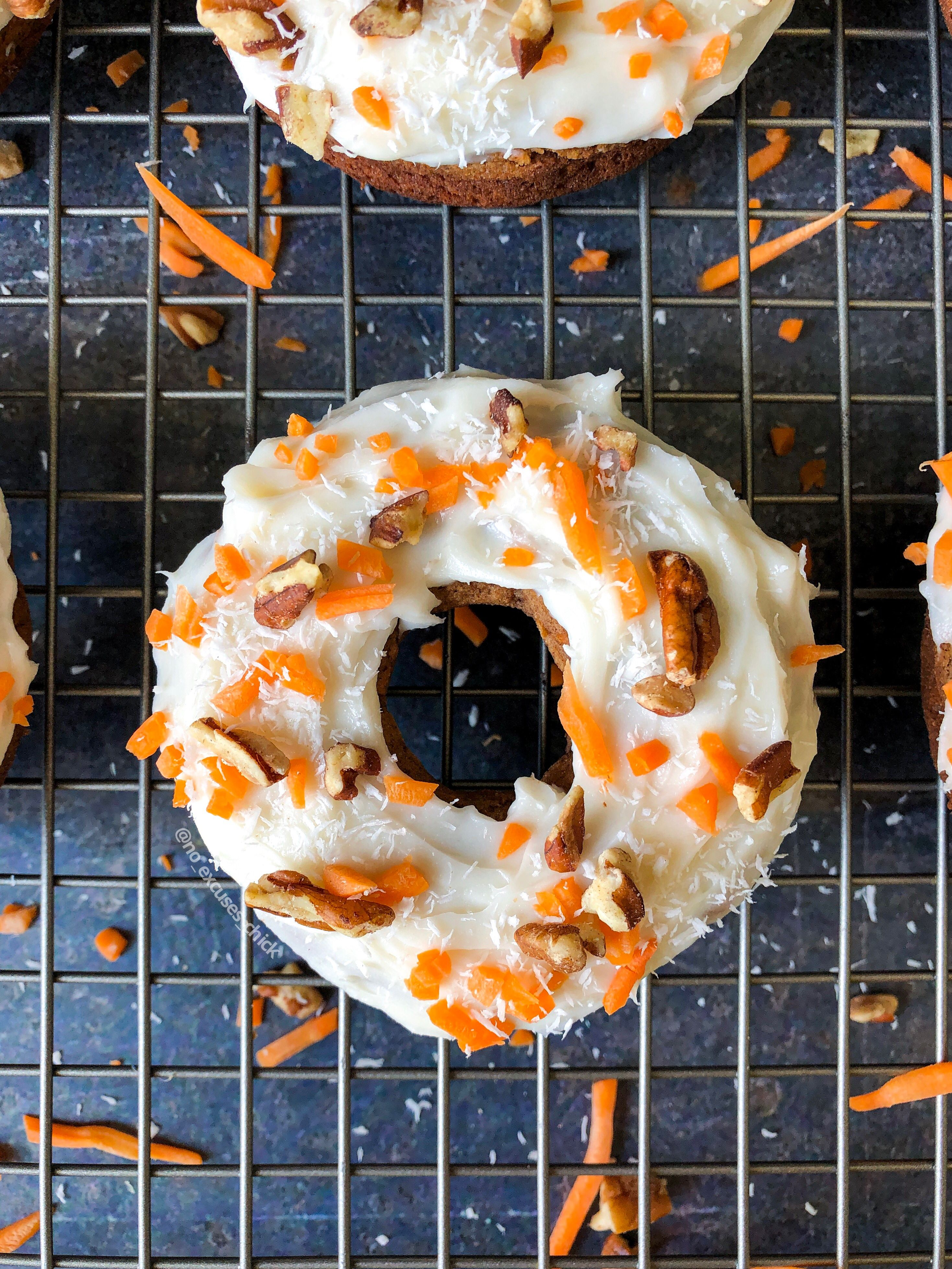 whole foods carrot cake nutrition