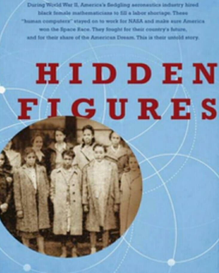 Science Hidden Facts: Hidden Figures: The American Dream And The Untold Story Of