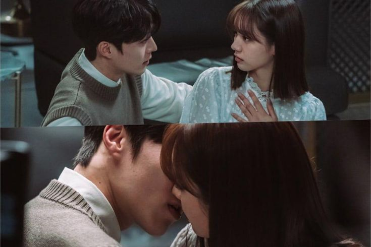 """Jang Ki Yong And Hyeri Get Extremely Close During A Blackout In """"My Roommate Is A Gumiho"""""""