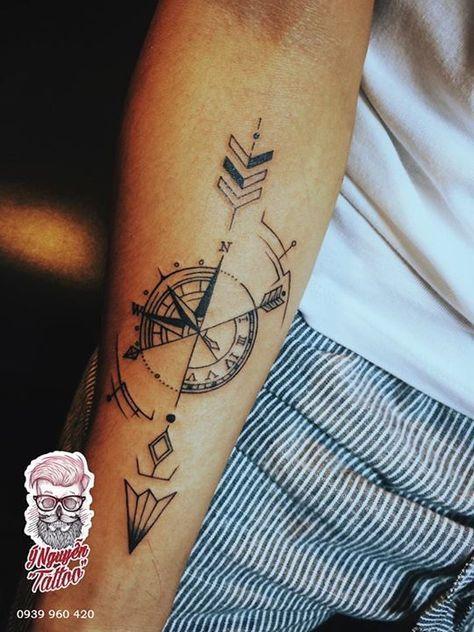 Magazine Top 20 Des Tatouages Fleches Allotattoo Tattoo