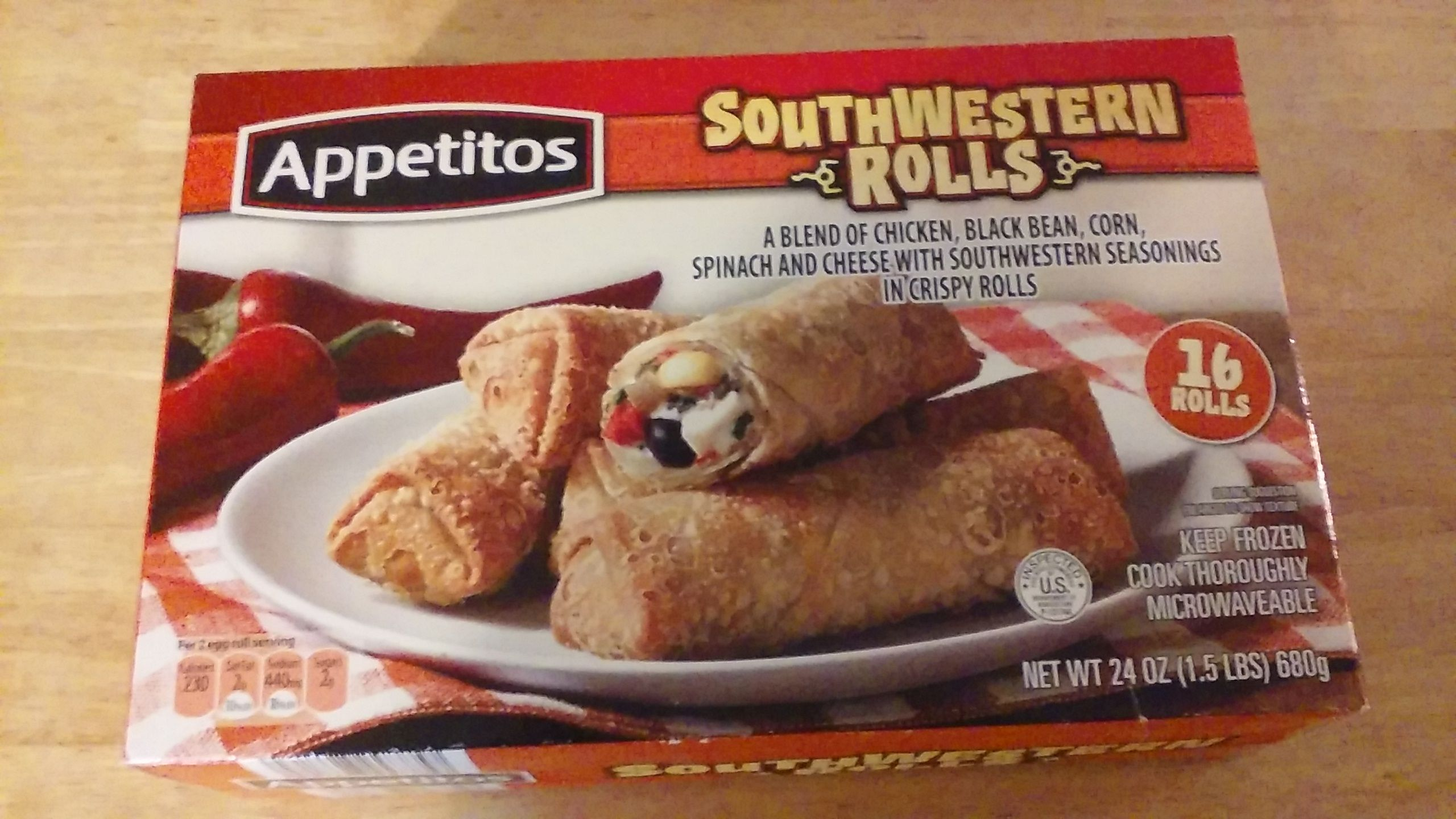 Appetitos Southwestern Rolls Food Special Recipes Crispy Rolls