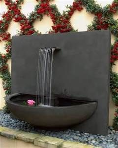 Idee Fontane Da Giardino A Muro Moderne.Homemade Water Fountains Bing Images Idee Fontane A Muro