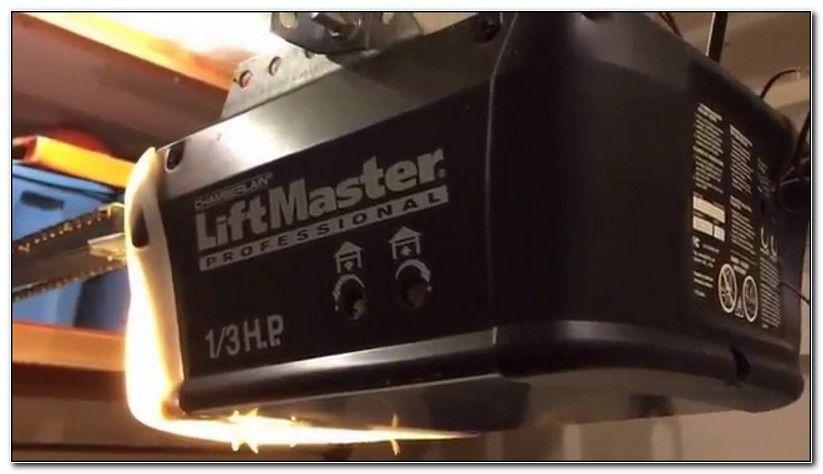 How To Maintain Liftmaster Garage Door Opener Check More At Https Gomore Liftmaster Garage Door Liftmaster Garage Door Opener Chamberlain Garage Door Opener