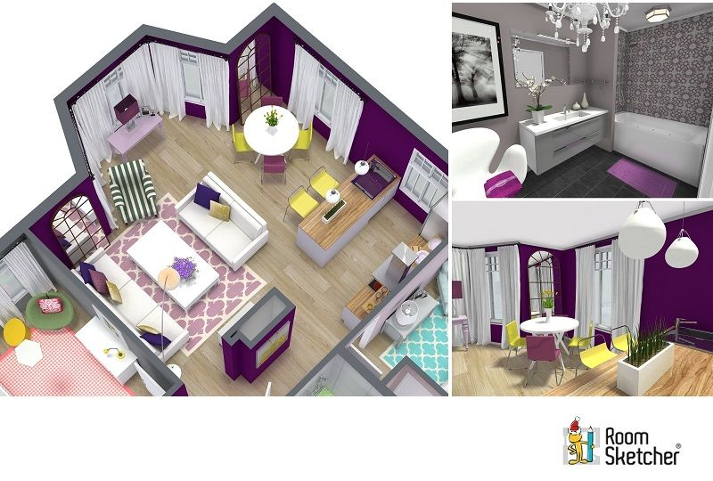 Learn More About RoomSketcher Home Designer, The Easy To Use Online Floor  Plan