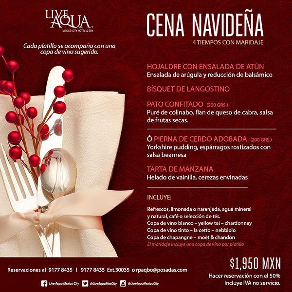 Opciones de restaurantes para celebrar nochebuena nota en actualizaci n constante eventos - Restaurante para navidad ...