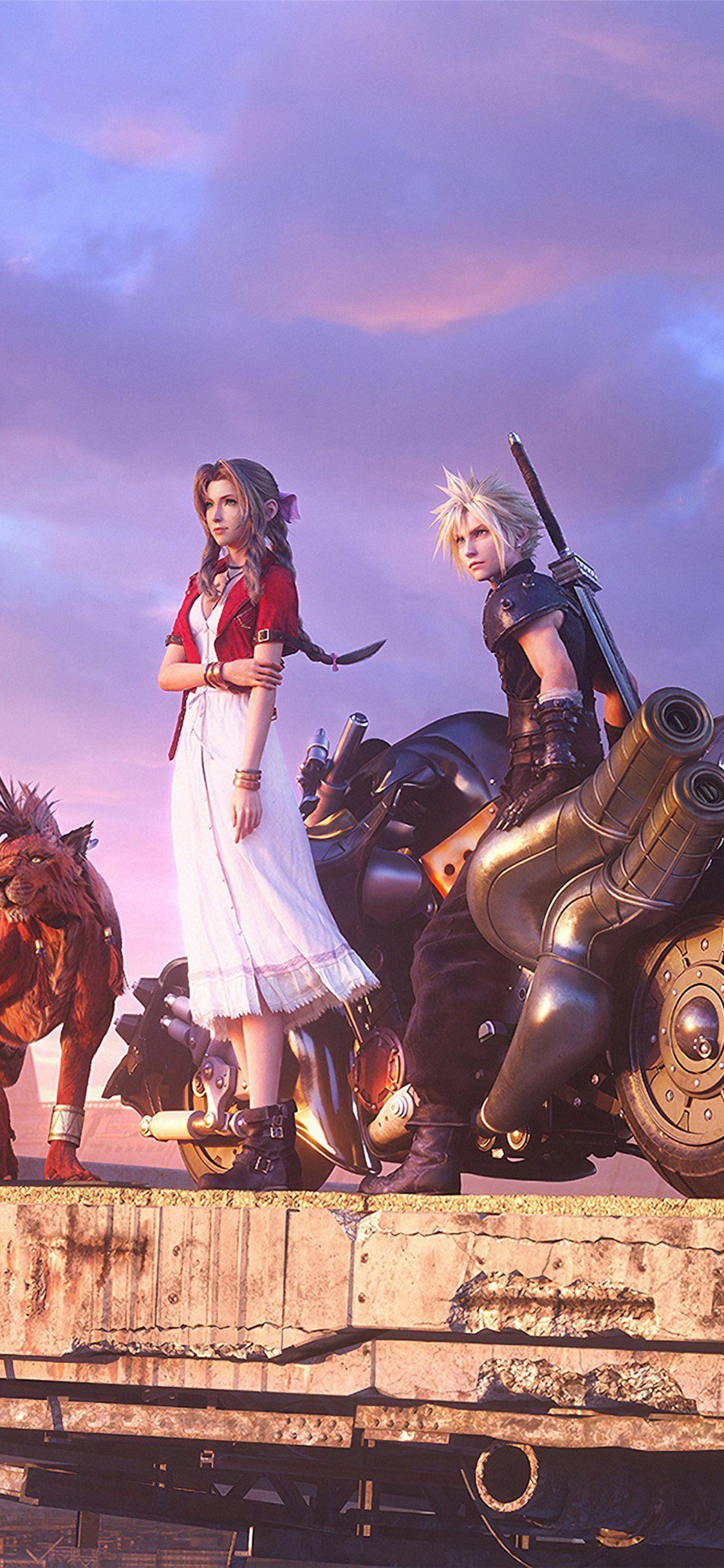 Final Fantasy Vii 5k Finalfantasy Games 4k 5k 2020games Iphonexwallpaper In 2020 Final Fantasy Final Fantasy Vii Wallpaper Iphone Love