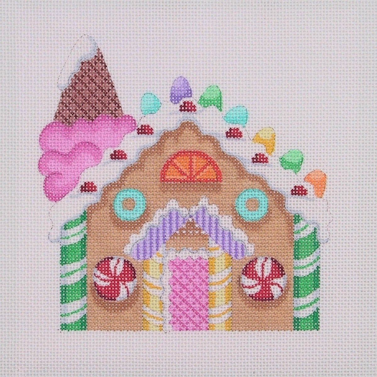 Amy Bradley Designs Gingerbread Houses: Gingerbread House / Ice Cream Cone