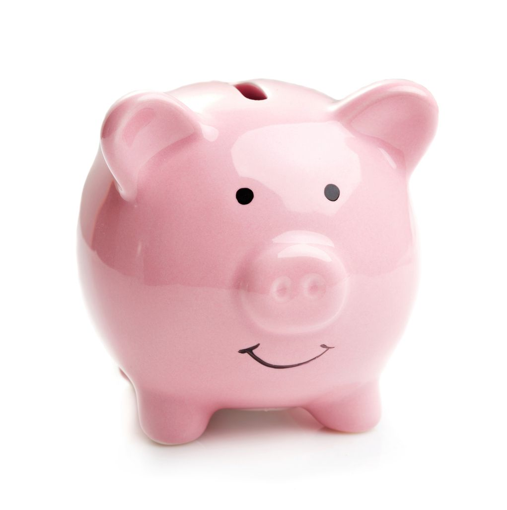 Want Your Piggy Bank To Smile Use This