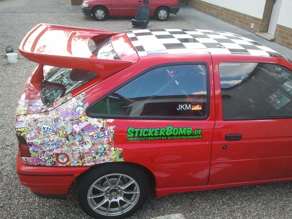 Audi r8 partial car wrapping sticker bomb stickerbomb by - Sticker Bomb Stickerbomb Design By Autoaufkleber 24 Ber 10 Stickerbomb Farbvarianten Mehr Infos Unter
