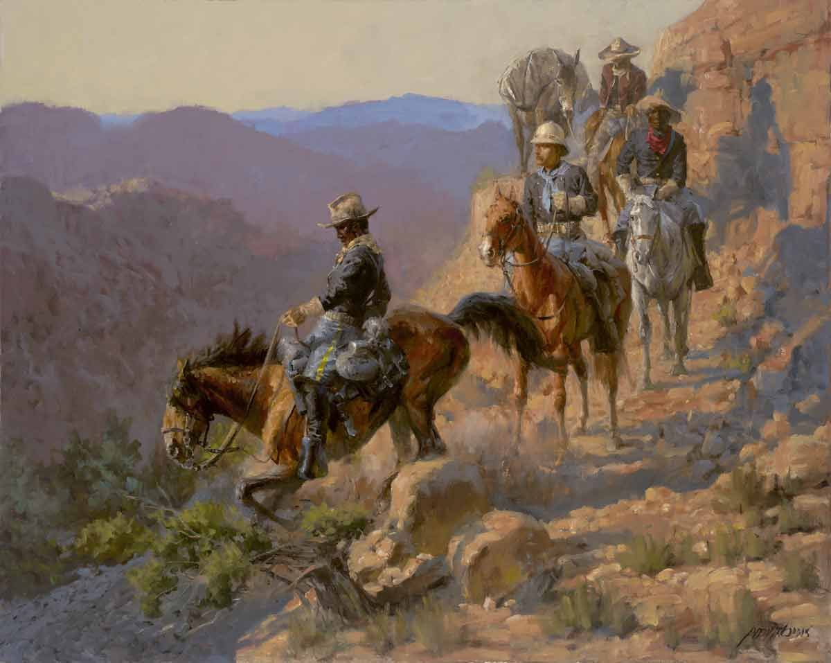 Image Detail for - Frederic Remington