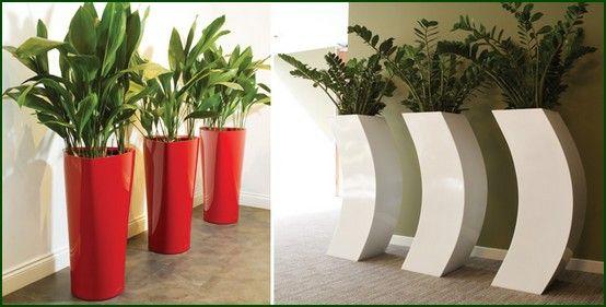 Vasos Decorativos Para Plantas Interiores