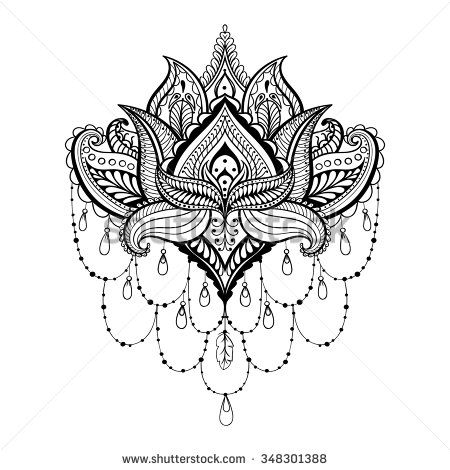 13 Pics of Henna Coloring Pages Lion - Adult Mandala Coloring Page ...