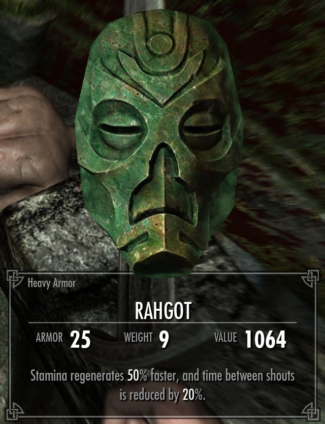 Improved Dragon Priest Masks SE at Skyrim Special Edition Nexus