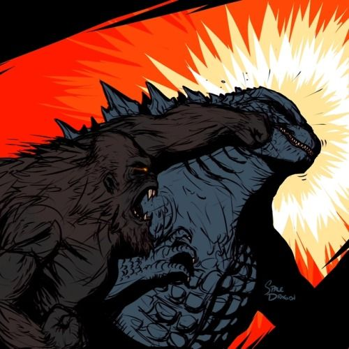 godzilla king of monsters | Tumblr #geekculture