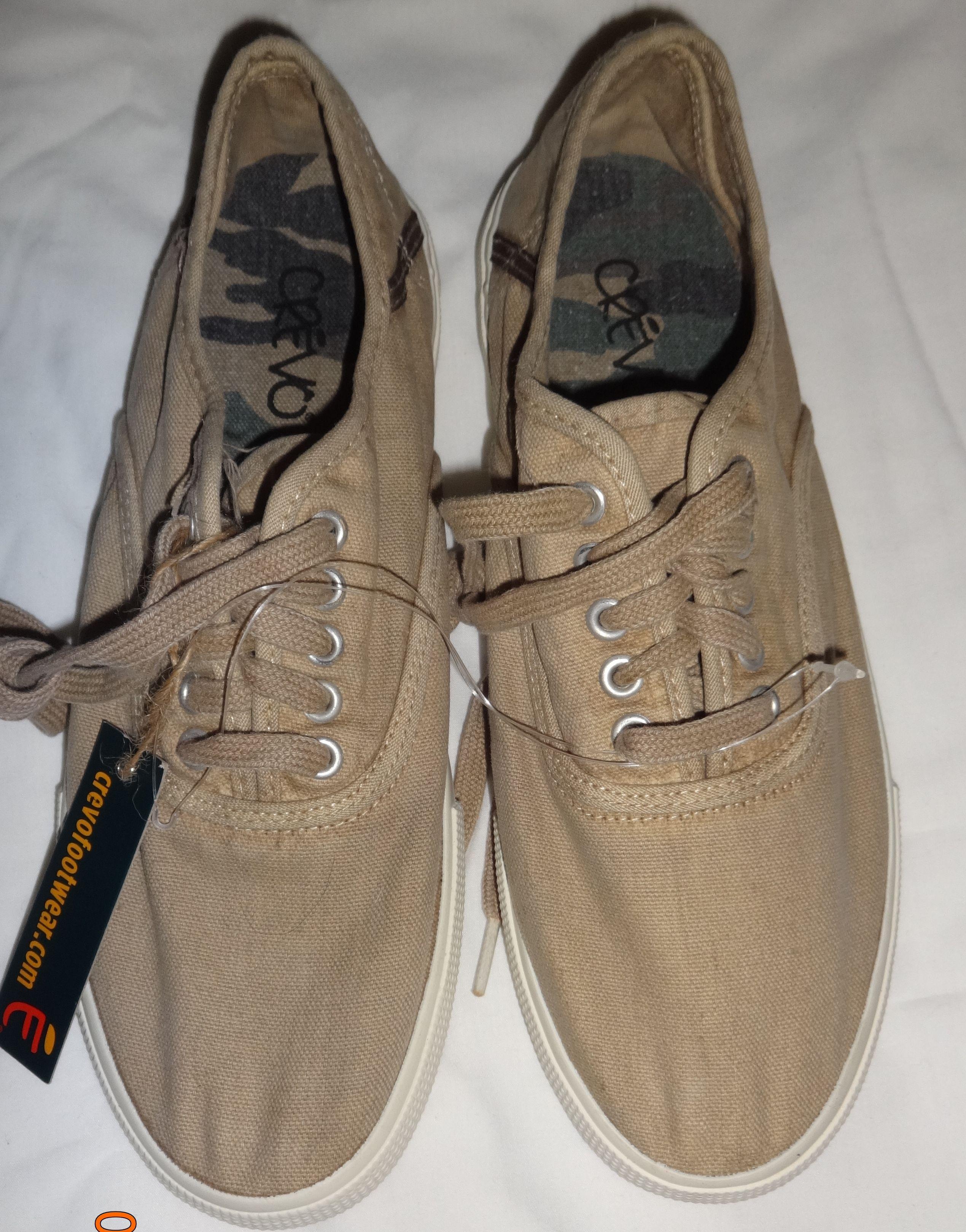 Crevo | Mens canvas shoes, Canvas shoes