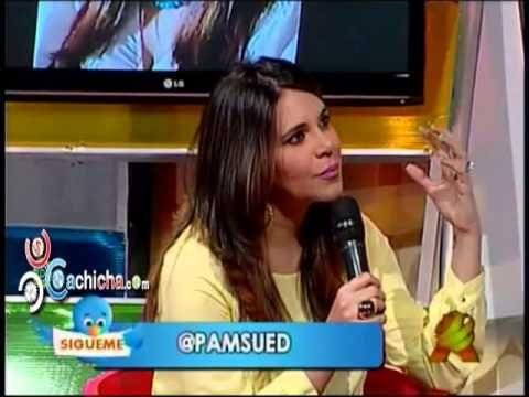 La Guillotina de @PamSued con @DANIELSARCOSC en @Sehablaespanol #Video - Cachicha.com