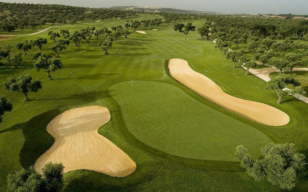 Arcos Gardens Golf Course Country Estate Spain Golf Andalucia Costa De La Luz Golf Courses Golf