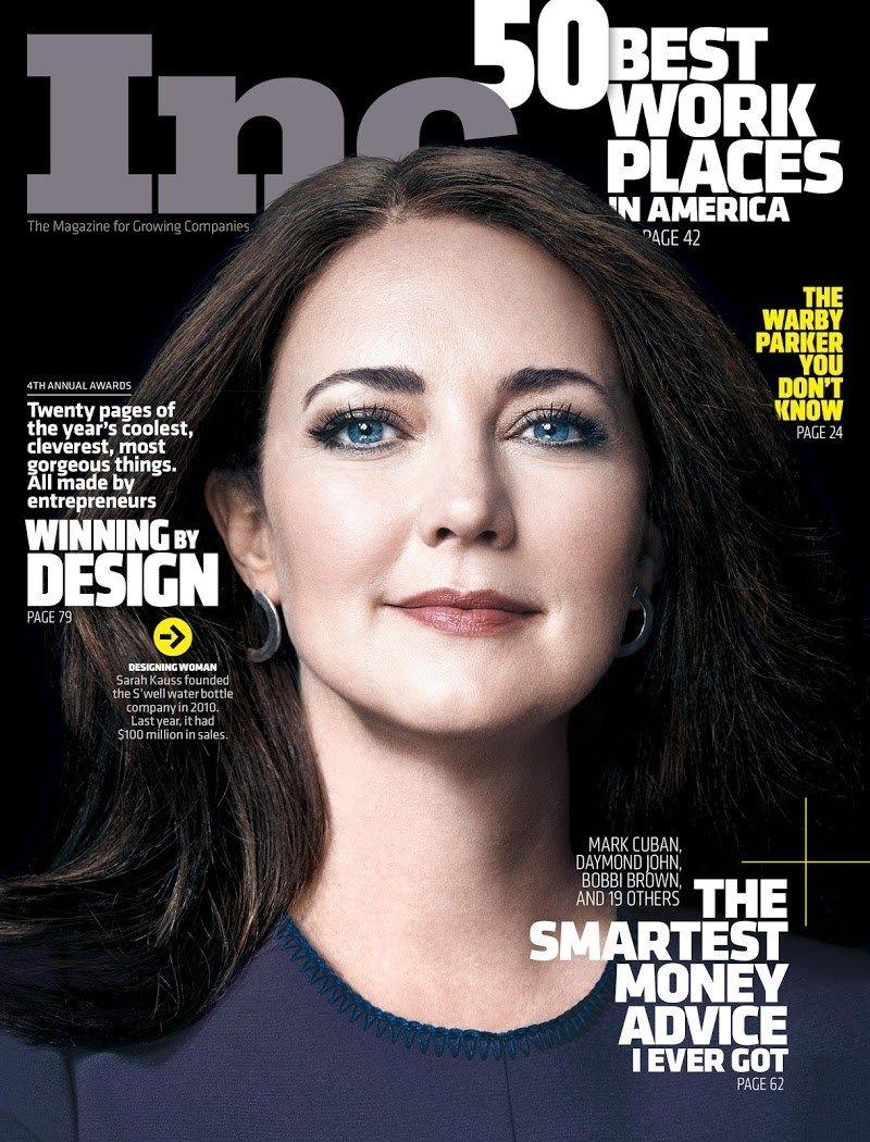 Inc Magazine Cover For 9 1 2017 Magazine Layout Inspiration Entrepreneur Magazine Magazine Layout Design