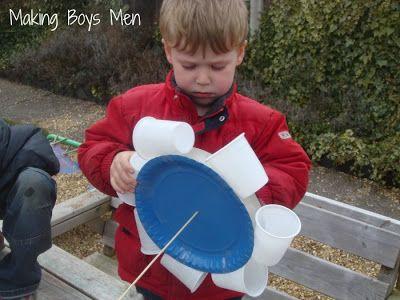 kids water wheel activity
