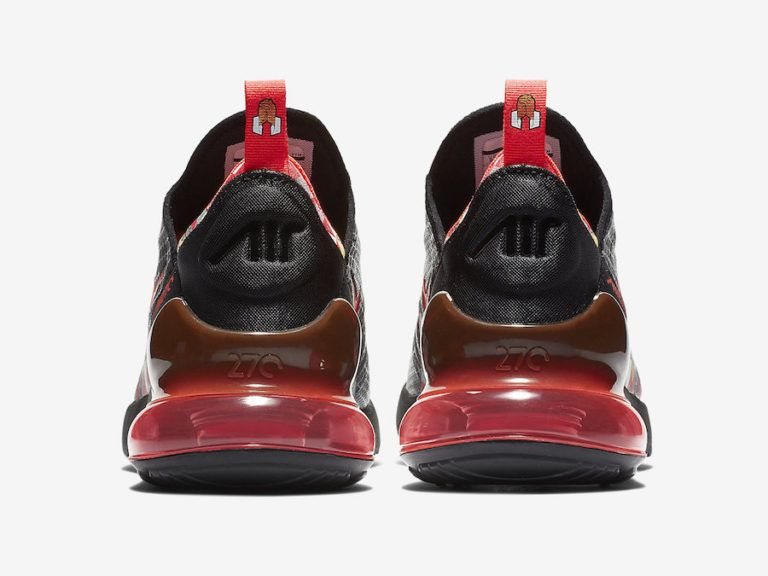 fb7346ed7f00e Nike Air Max 270 CNY Chinese New Year BV6650-016 Release Date - SBD ...