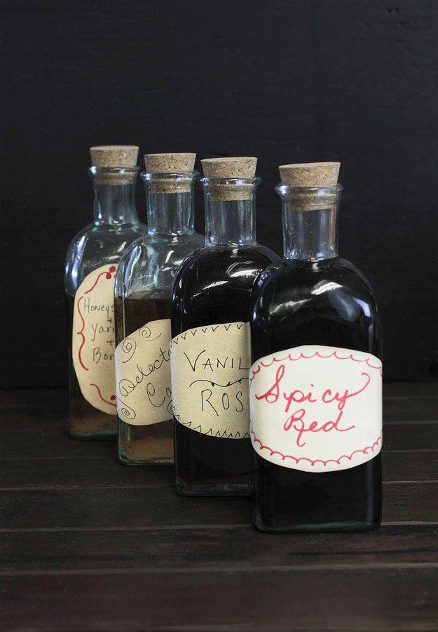 DIY Recipes: Herbal Infused Wines