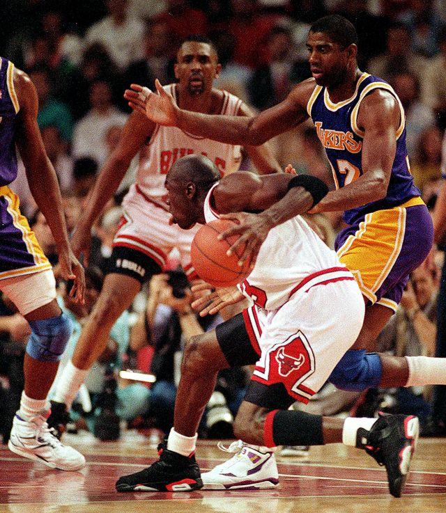 Championship Kicks: All Of Michael Jordan's NBA Finals