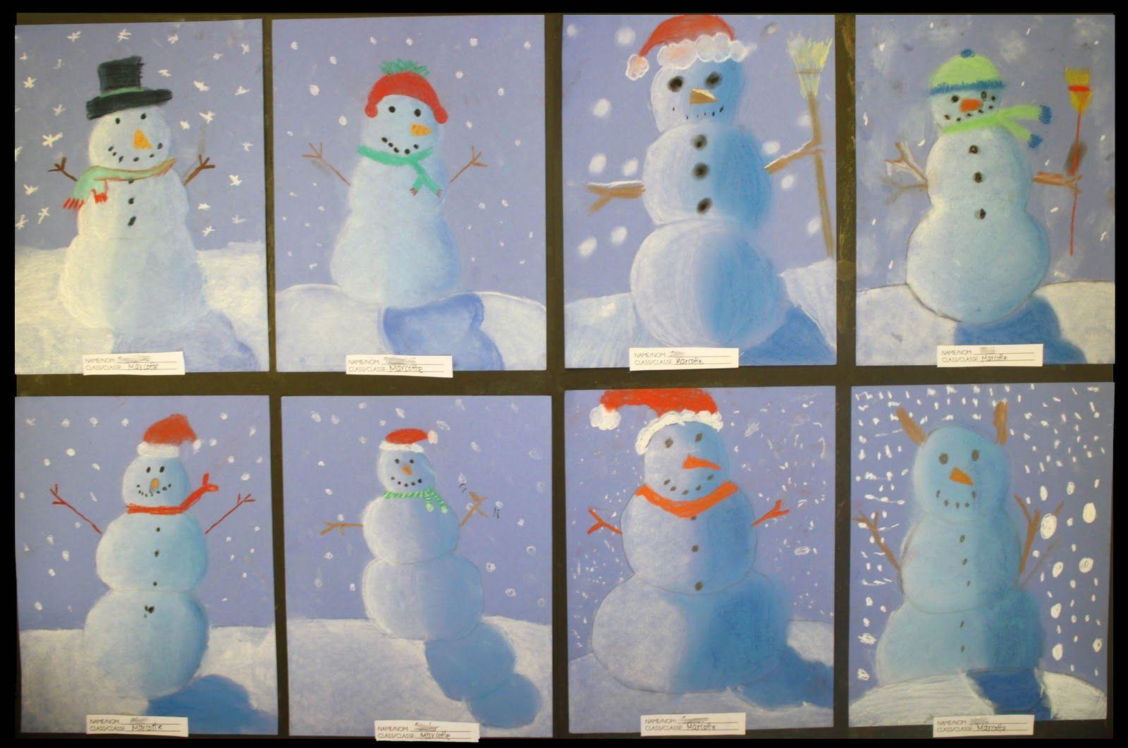 Artisan Des Arts Gra Nt Blended Snowmen