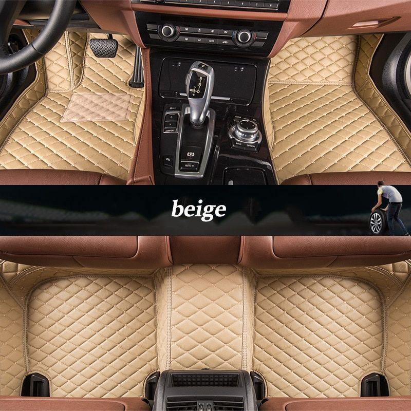kalaisike Custom car floor mats for Geely all models