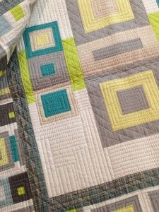 pretty quilting!