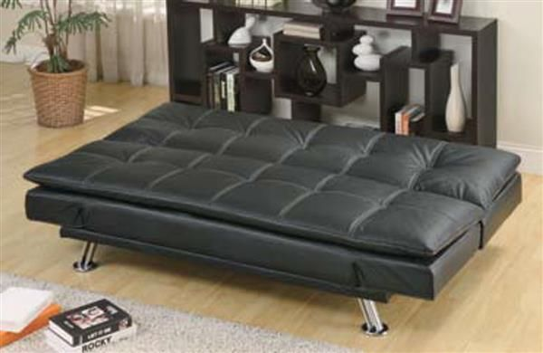 Coaster Furniture Dilleston Black Sofa Bed
