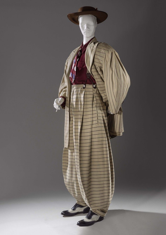 Zoot Suit, EE UU, 1940-1942 - 300 años de moda para hombre - 20minutos.es