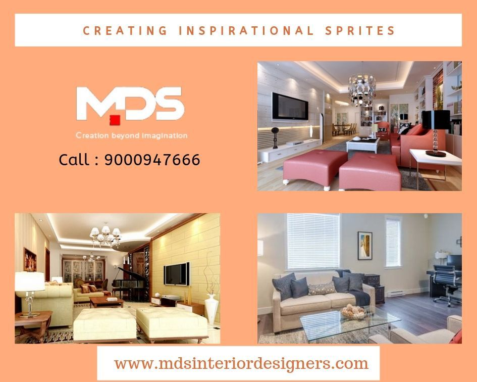Mds Interiors Is The Best Designing Firm In Hyderabad Specialized