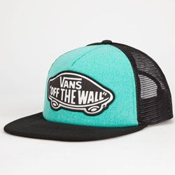 7e26f69147c Vans Beach Girl trucker hat.